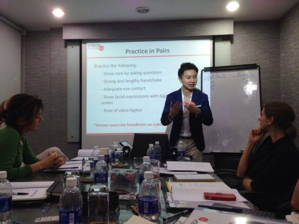 Specialist Sales Training