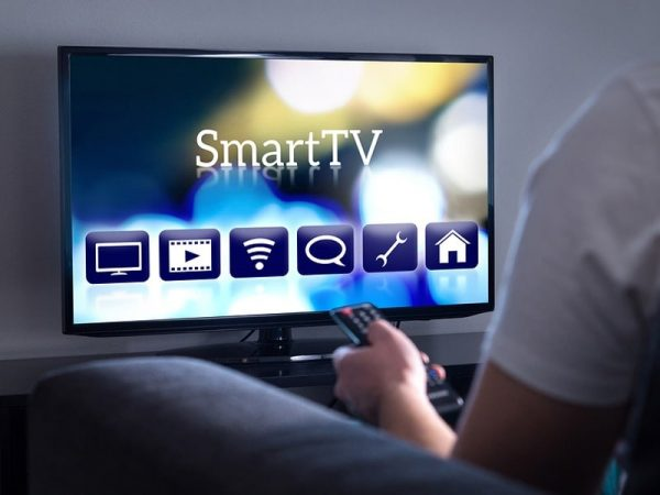 Your new smart TV