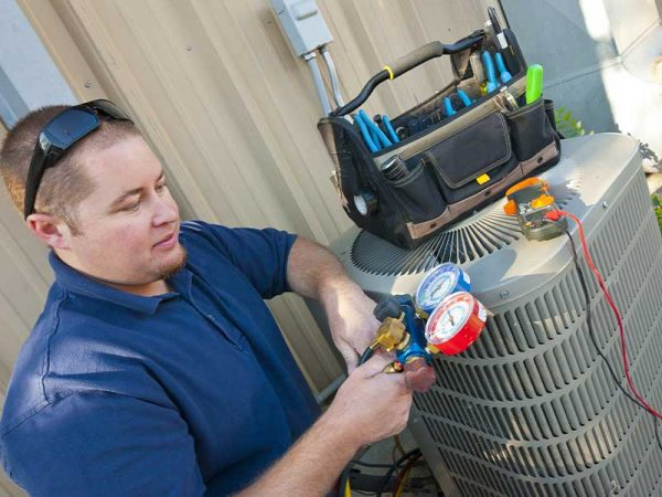 About Air Conditioning Contractors