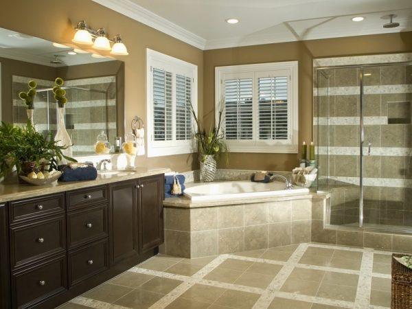 Elegant Bathroom Vanity Units