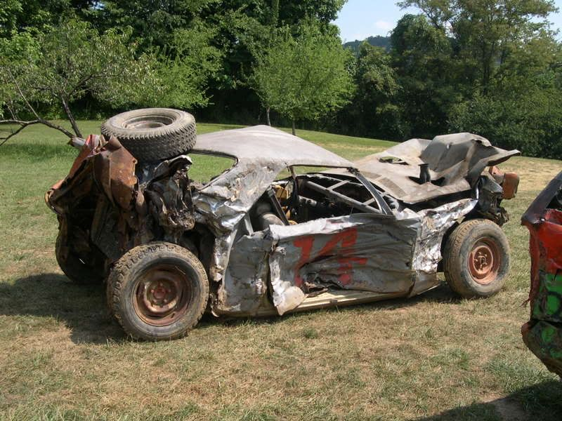 Car Demolition: What to Do